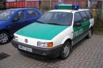 Rostock - VW Passat Variant - FuStW