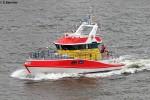 """Fjällbacka - Sjöräddningssällskapet - Seenotrettungsschiff """"16-02 Sparbanken Tanum"""""""