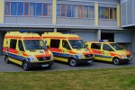TH - RD Schmolke Gotha - RTWs und NEF