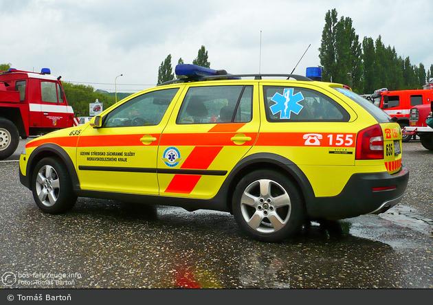 Hlučín - ÚSZS MSK - NEF 635