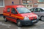 Dunkerque - SDIS 59 - VRID - MZF