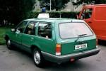 HH-3858 - Opel Rekord Caravan - FüKw (a.D.)