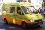 Barcelona - Sistema d'Emergències Mèdiques - RTW - OR23 (a.D.)