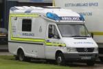 Dingwall - Scottish Ambulance Service - RTW