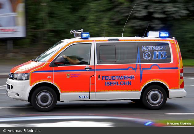 Rettung Iserlohn NEF 02