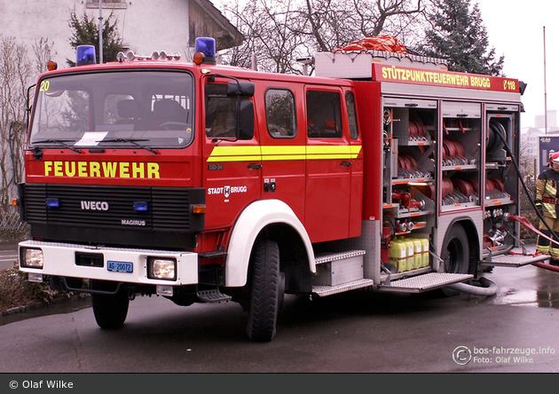 Brugg - StpFW - TLF 2 - Kobra 20