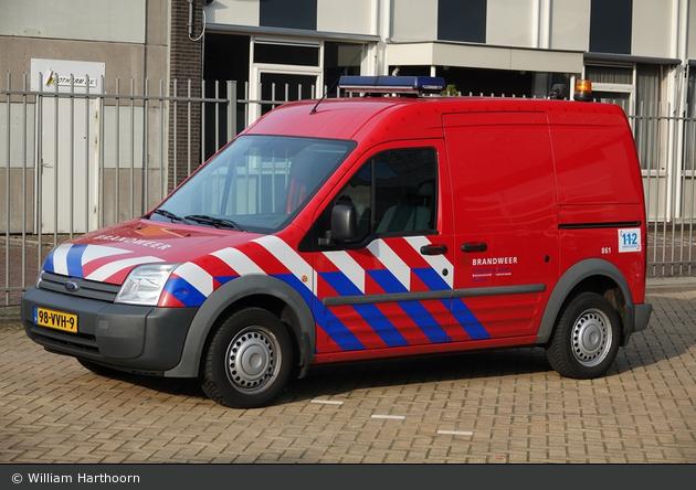 Zeist - Brandweer - MZF - 49-861
