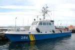 Höllviken - Kustbevakningen - Streifenboot - KBV 286