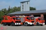 NI - FTZ Elmendorf - Rüstfahrzeuge