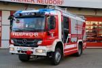 Wiener Neudorf - FF - HLFA 2100/200