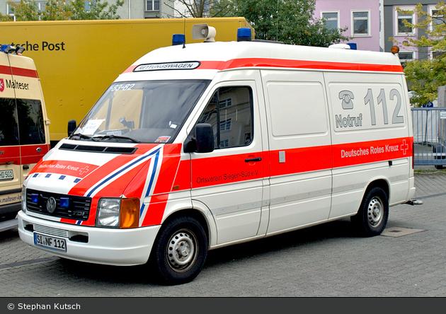 Rotkreuz Siegen 01/83-82