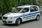 Mělník - Městská Policie - FuStW - 6S7 5727