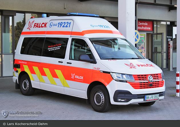 Falck FA-557 (HH-FR 3557)