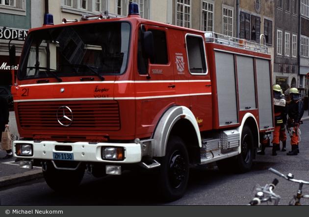 Winterthur - Schutz & Intervention - TLF (a.D.)