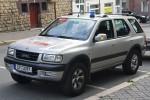 BePo - Opel Frontera - Werkstattwagen
