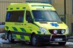 Ljungby - Landstinget Kronoberg - Ambulans - 3 67-9210