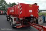 WF Nord-West Oelleitung GmbH - WLF (NWO 05) mit AB-Schaum