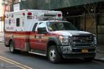 FDNY - EMS - Ambulance 274 - RTW