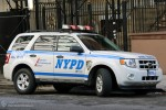 NYPD - Manhattan - Traffic Enforcement District - FuStW 6915