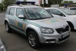 Parchim - ODEG - Unfallhilfswagen