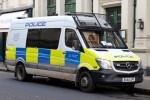London - Metropolitan Police Service - GruKw - CJG