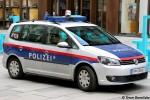 BP-90690 - VW Touran - Funkstreifenwagen