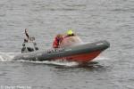 Polizei Rostock - Schlauchboot