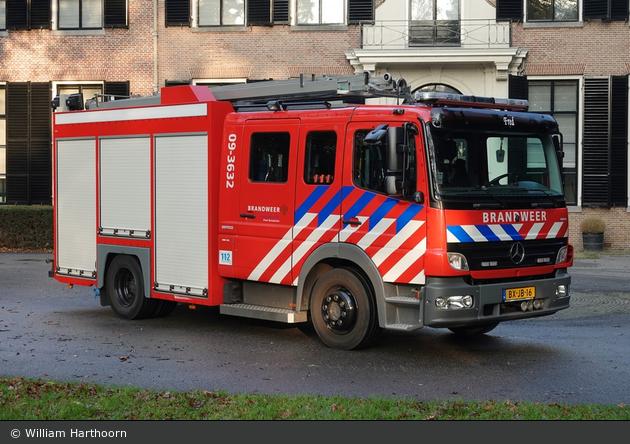 Stichtse Vecht - Brandweer - HLF - 09-3632 (a.D.)