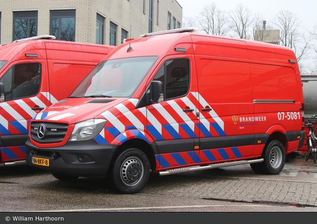 Rheden - Brandweer - GW-L - 07-5081