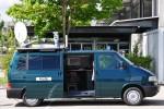 M-XX XXX - VW T4 - Videoüberwachungswagen - München