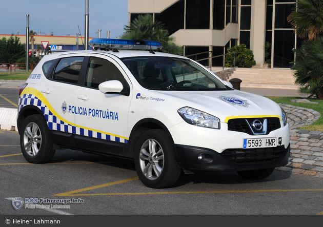 Tarragona - Policía Portuaria - FuStW