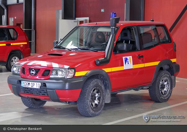 Narbonne - SDIS 11 - MZF-Allrad - VLHR01