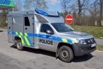 Jihlava - Policie - 5J4 5437 - Tatortfahrzeug