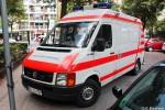 Rendsburg - Notfallrettung Nord - RTW (a.D.)