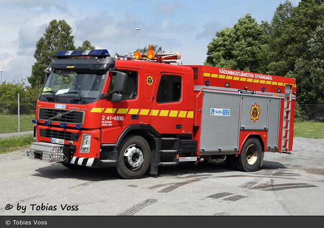 Åkers styckebruk - RTJ Strängnäs - Släck-/Räddningsbil - 2 41-4610
