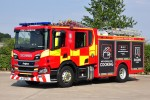 Bardney - Lincolnshire Fire & Rescue - WrL/R