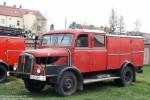 Stendal - Feuerwehrmuseum Sachsen-Anhalt - TLF 16 - Tornau