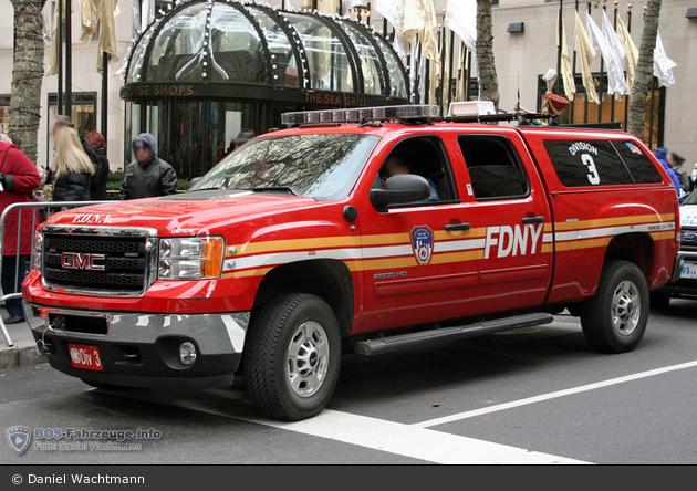 FDNY - Manhattan - Division 03 - ELW