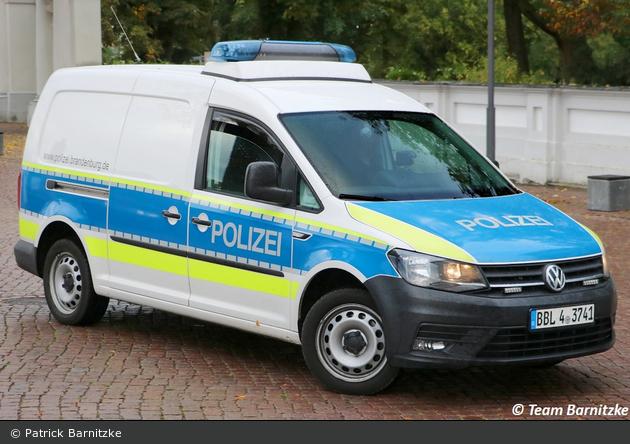 BBL4-3741 - VW Caddy - DHuFüKw