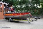 Florian Hamburg Rissen Kleinboot