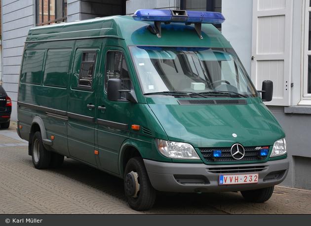 Antwerpen - Federale Overheidsdienst Justitie - GefKw
