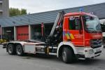 Lommel - Brandweer - WLF-Kran - L02