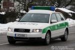A-3200- Audi A4 - FuStW - Marktoberdorf