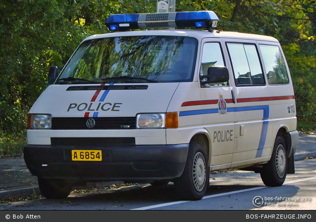A 6854 - Police Grand-Ducale - FuStW