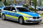 NRW6-3082 - BMW 318d touring - FuStW