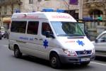 Paris - Ambulances David - RTW