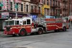 FDNY - Manhattan - Ladder 006 - DL