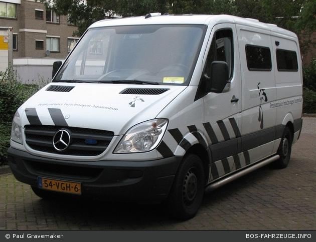 Amsterdam - Justitie - GefKW