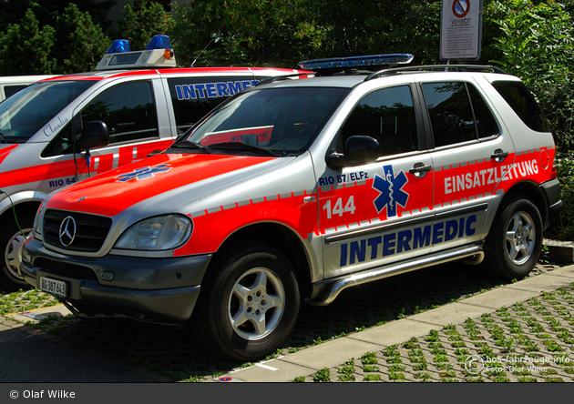 Berikon - Intermedic - ELF - Rio 87