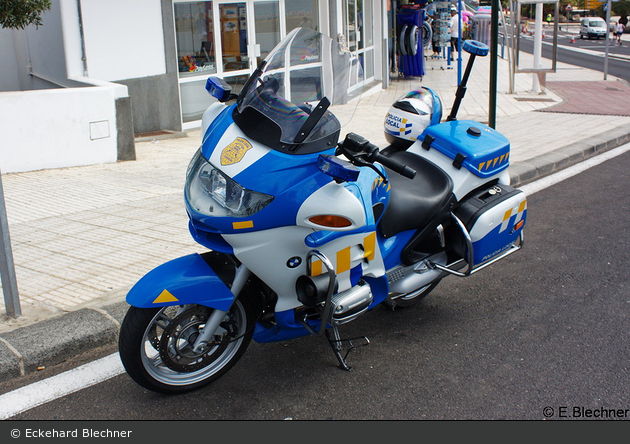 Tías - Policía Local - KRad